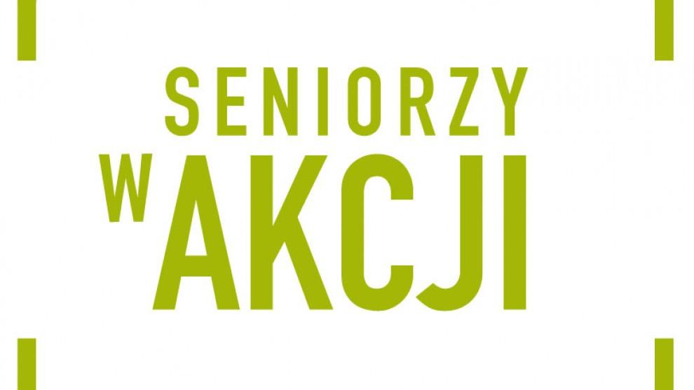 Z kraju: Seniorzy w Akcji