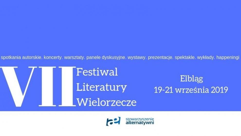 VII Festiwal Literatury Wielorzecze