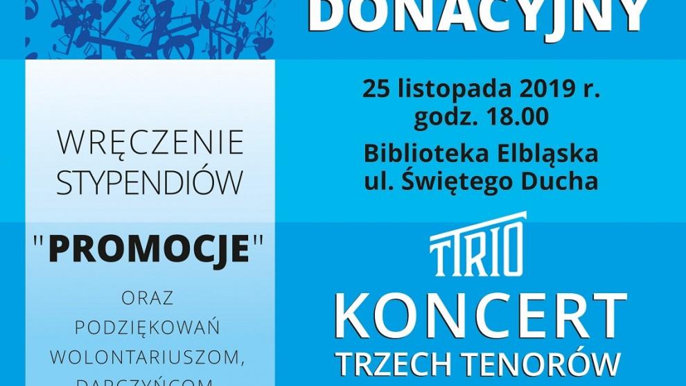 ETK zaprasza na Koncert Donacyjny 2019