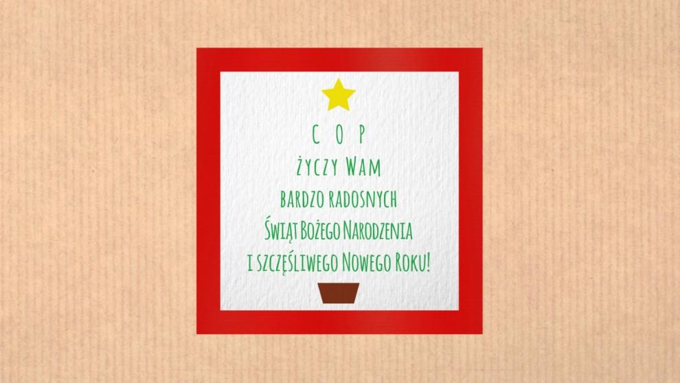 Życzymy Wam radosnych Świąt!