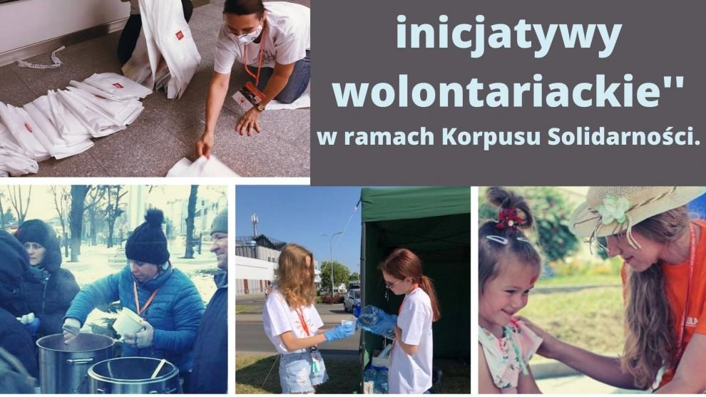 Minigranty dla wolontariuszy- RCW w Elblągu czeka na Wasze pomysły!