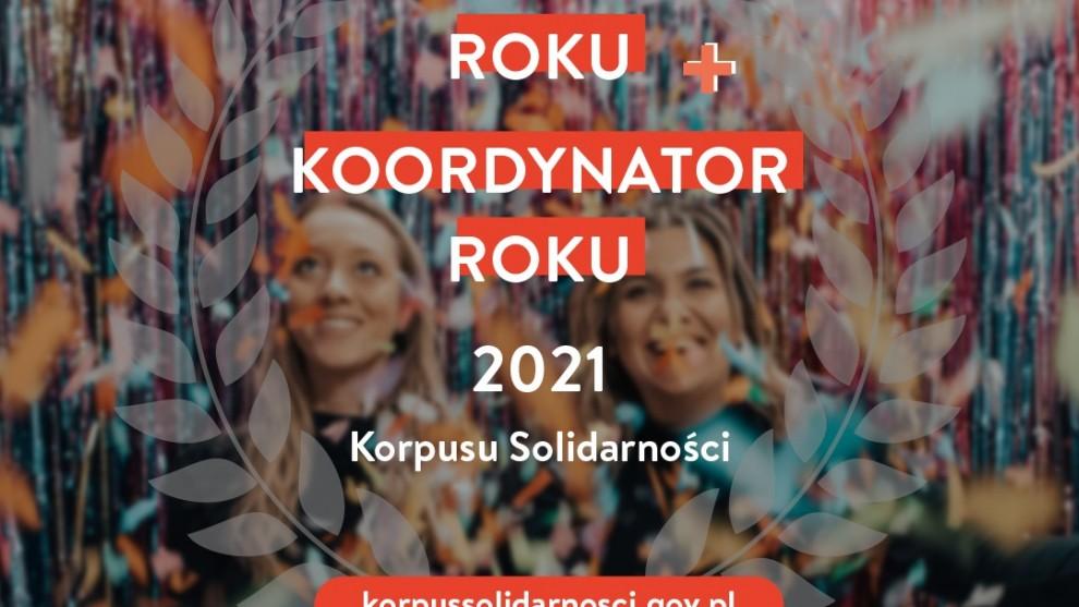 Rusza II edycja Konkursów na Wolontariusza i Koordynatora Roku