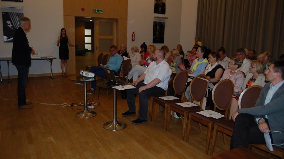 Konferencja Plenarna Elbląskich Organizacji Pozarządowych