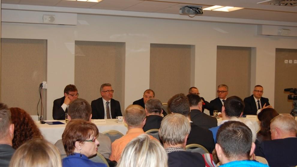 Kandydaci na prezydenta Elbląga o trzecim sektorze