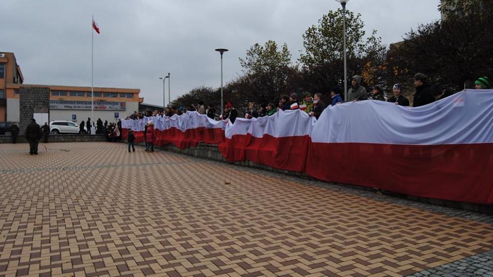 Radosny patriotyzm elbląskich harcerzy