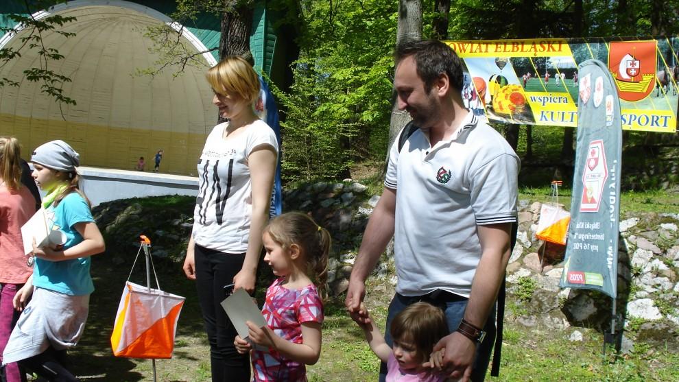 """""""Cała Polska Biega z Mapą"""" w Bażantarni - XVIII Mistrzostwa"""